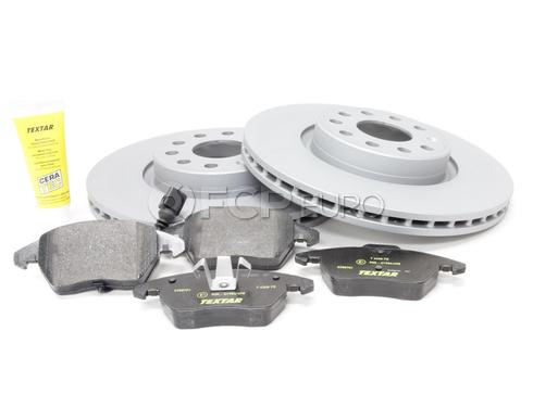 Audi VW Brake Kit - Zimmermann KIT-534898