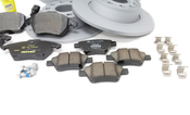 Audi VW Brake Kit - Zimmermann KIT-534856