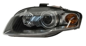 Audi Headlight Assembly Left (A4 S4) - Magneti Marelli 8E0941029BA