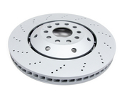 Audi Brake Disc - Zimmermann 4B3615301E