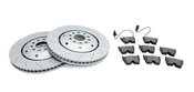 Audi Brake Kit - Zimmermann 4B3615602AKT3