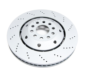 Audi Brake Disc - Zimmermann 4B3615302A