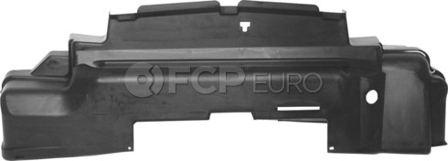 Volvo Skid Plate Air Guide (850) - URO 6808693