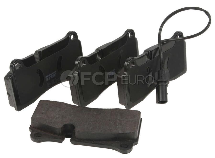 Audi Brake Pad Set - TRW 4S0698451L