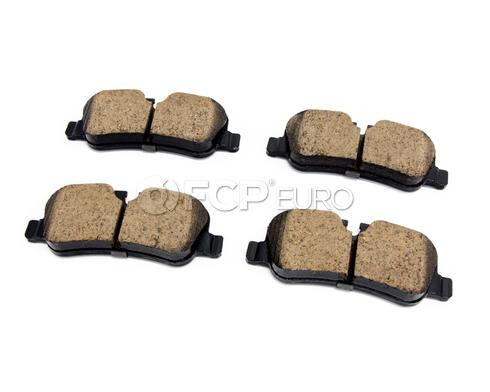 Transparent Red Hose /& Stainless Black Banjos Pro Braking PBF7832-TRD-BLA Front Braided Brake Line