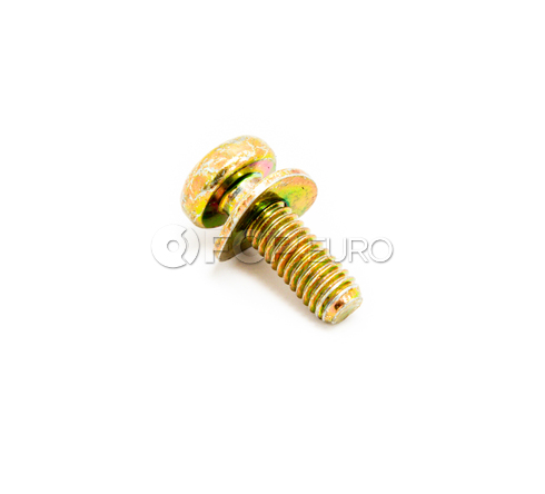 BMW Fillister Head Screw (M4X12Z3) - Genuine BMW 07119906813