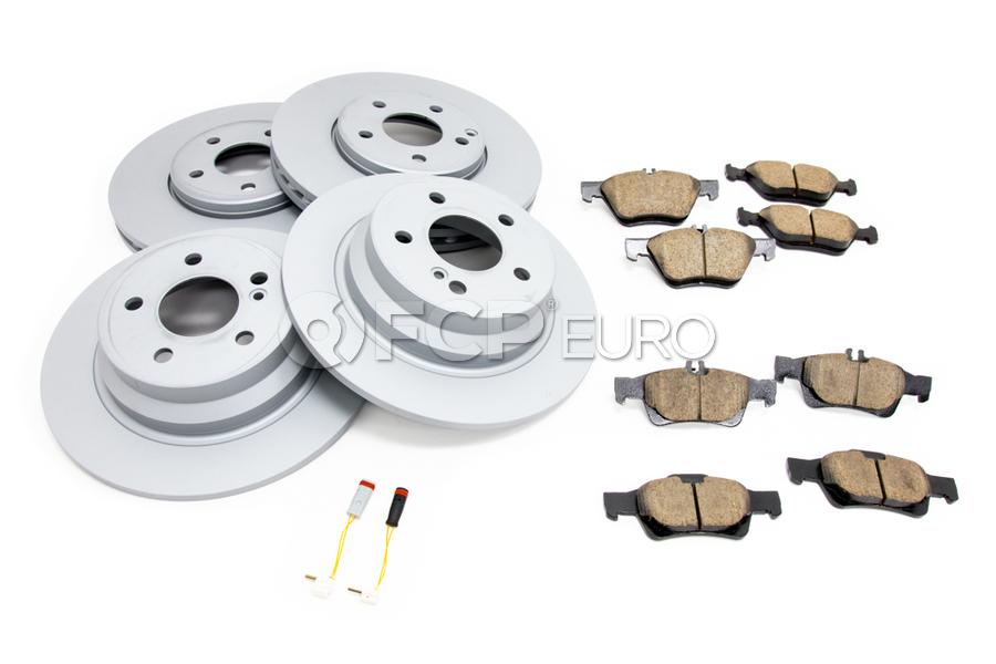 Mercedes Brake Kit - Akebono 0044200720