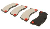 Porsche Brake Pad Set - TRW 95535193963