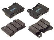 BMW Brake Pad Set - TRW 34111159261