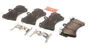Audi VW Brake Pad Set - TRW 7L0698151P
