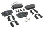 VW Brake Pad Set - TRW 7D0698451J