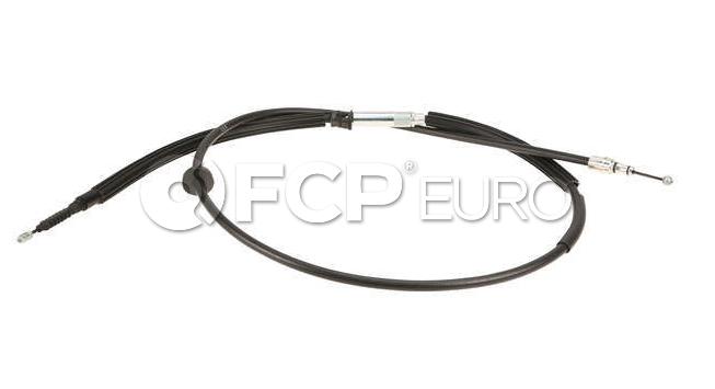 Audi Parking Brake Cable - TRW 4B0609721AD