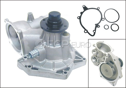 BMW Water Pump (740i 740iL 840Ci E38 E31) - Hepu 1511742517