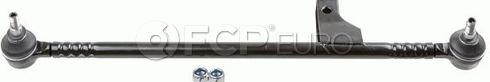 Mercedes Steering Drag Link - Lemforder 1234601505