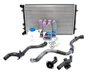 VW Cooling System Kit - Nissens KIT-1J0121253ADKT3