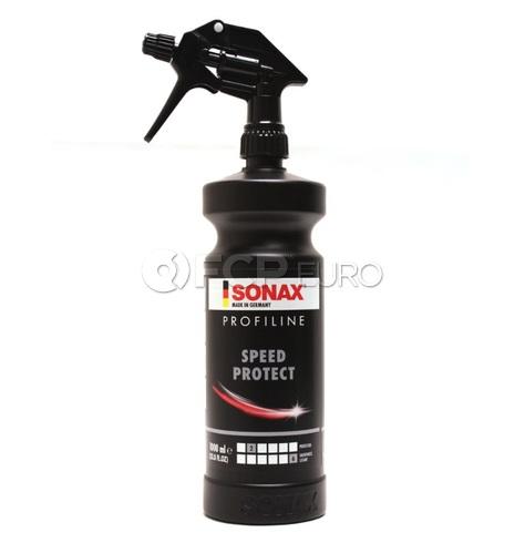 Speed Protect Spray Wax (1 Liter Bottle) - SONAX 288405