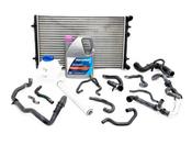VW Cooling System Kit - Nissens KIT-1J0121253SKT2