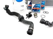 VW Cooling System Kit - Nissens KIT-1K0198251CSKT3