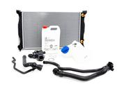 Audi Cooling System Kit - Nissens 8E0121251AQKT