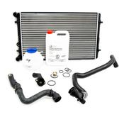 Audi Cooling System Kit - Nissens 8N0121051EKT