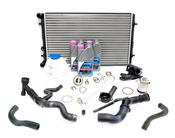 VW Cooling System Kit - Nissens KIT-1J0121253ADKT7