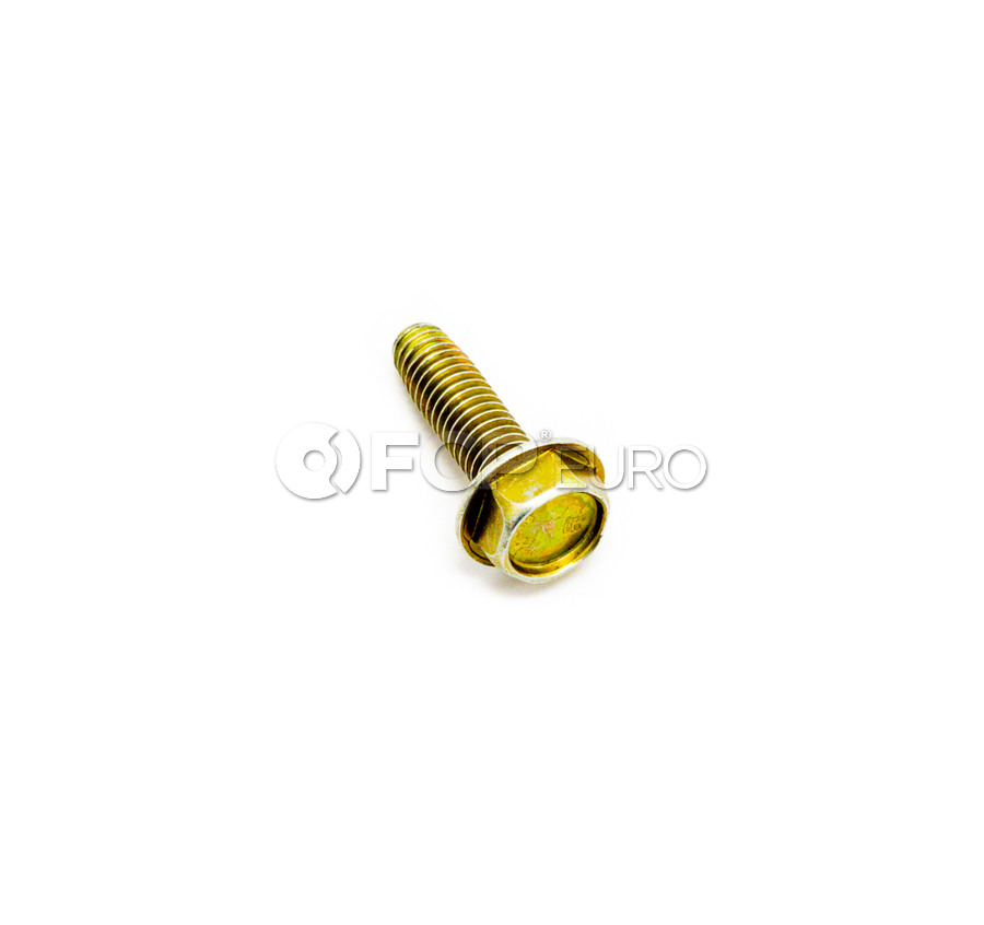 BMW Collar Screw (M6X20) - Genuine BMW 11131247056