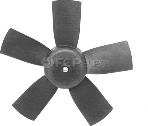BMW Fan Blade (5 Blade) - Genuine BMW 17401362100