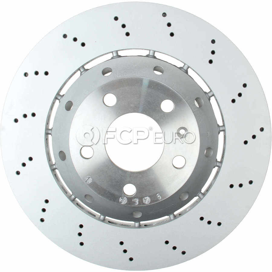 Audi Brake Disc - OEM Supplier 8E0615602D