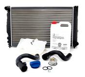 Audi VW Cooling System Kit - Nissens 8D0121251NKT
