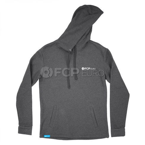 Men's Hoodie (Black) Extra Small - FCP Euro 577231