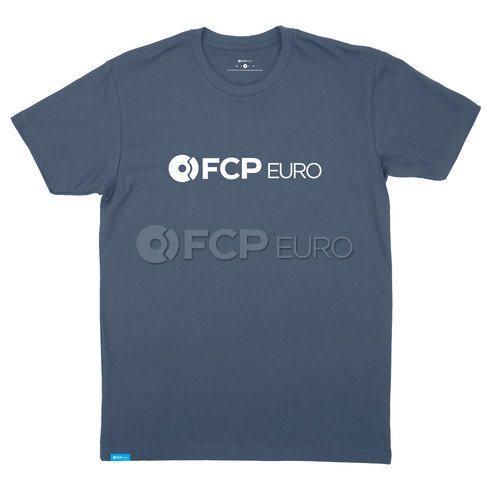 Men's T-Shirt (Midnight Navy) Small - FCP Euro 577151