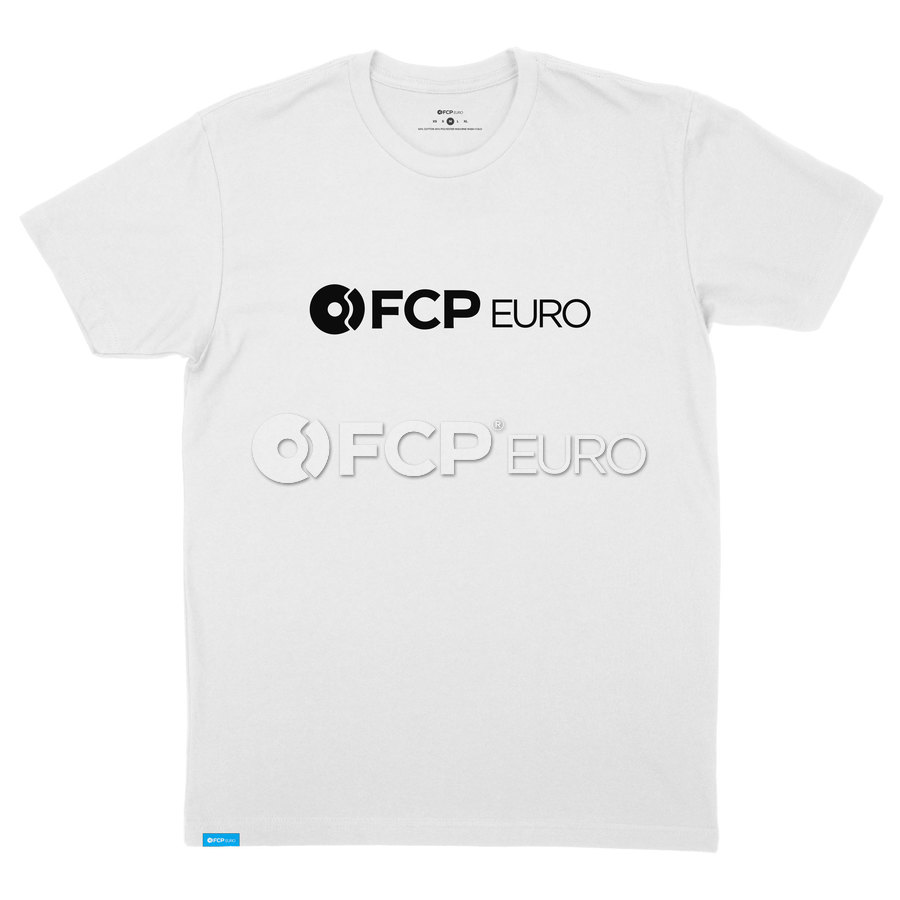 Men's T-Shirt (White) Extra Small - FCP Euro 577143