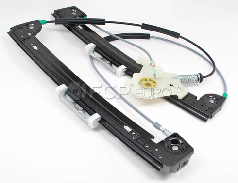 MINI Window Regulator Left - Genuine Mini 51337039451