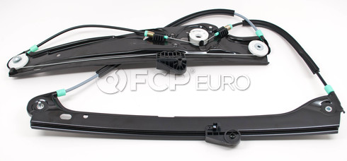 BMW Window Regulator Front Right (E65 E66) - Genuine BMW 51337202480