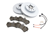 Porsche VW Brake Kit - Zimmermann/Pagid KIT-525125
