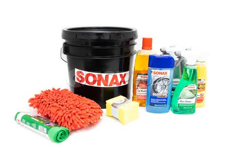 Summer Bucket Kit - SONAX 24801