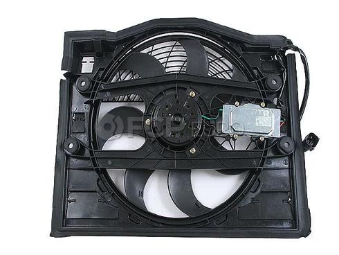 BMW Auxiliary Fan Assembly - TYC 64546988913