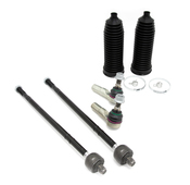 Mercedes Tie Rod Service Kit - Lemforder 906460