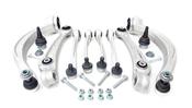 Audi Control Arm Kit - Lemforder/TRW B8CAKT6