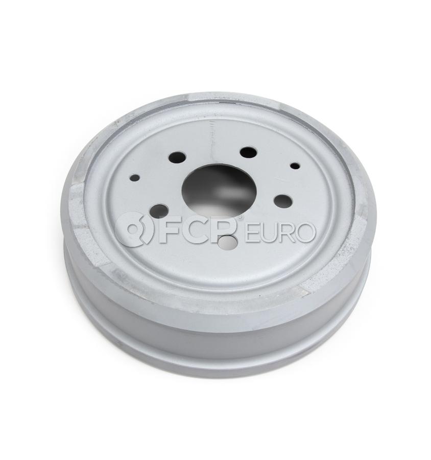 VW Brake Drum - Zimmermann Z-Coat 251609615