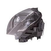 BMW Bi-Xenon Headlight Assembly - Valeo 63117290265