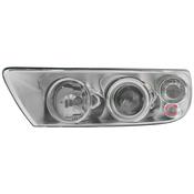 VW Headlight Assembly - Valeo 7L6941018BK