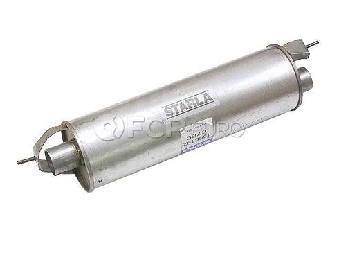 Volvo Exhaust Muffler Rear B21FT (242 244 245) - Starla 1306192