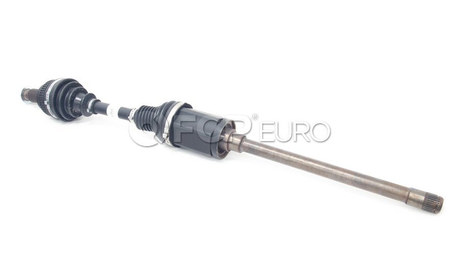 BMW CV Axle Assembly - GKN 31607558950