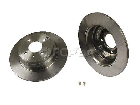 Volvo Brake Disc Rear (1993 850) - Brembo 31262090