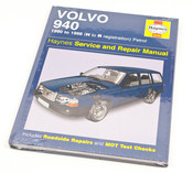 Volvo Haynes Repair Manual (940) Haynes 3249