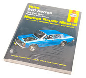 Volvo Haynes Repair Manual (240) Haynes 97020