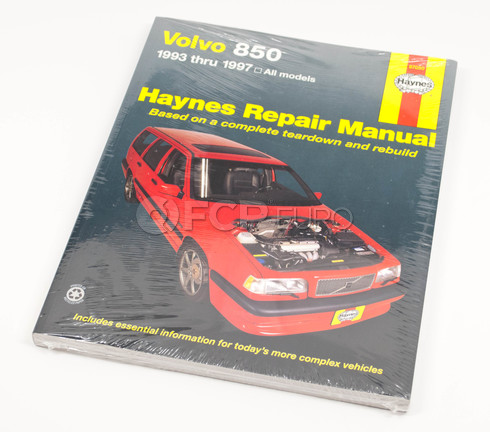 Volvo Haynes Repair Manual (850) Haynes 97050