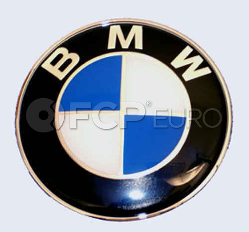 Bmw Z3 Hatch: BMW Trunk Roundel Emblem (Z3)