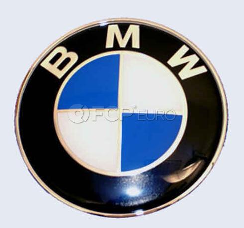 BMW Trunk Roundel Emblem (Z3) - Genuine BMW 51147721222